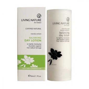 Harga Living Nature Balancing Day Lotion 50ml