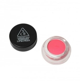 Harga 3CE Powdery Lip and Cheek No.Pink One Piece 5g