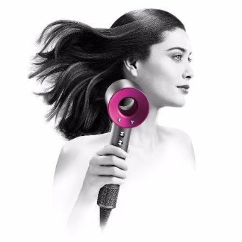 Harga Dyson Supersonic Hair Dryer HD01 (IRON/FUCHSIA)