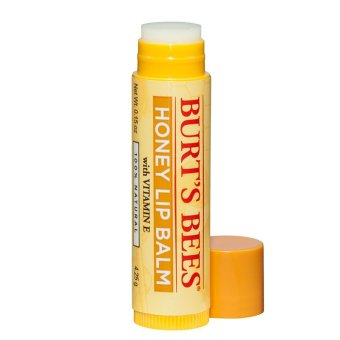 Harga Burt's Bees Honey Lip Balm 0.15 oz