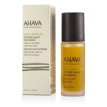 Harga Ahava Time To Revitalize Extreme Night Treatment 30ml/1oz