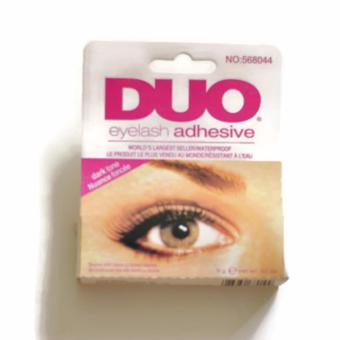 Duo False Eyelash /Eyelashes Makeup Adhesive Eye Lash Glue (Black)