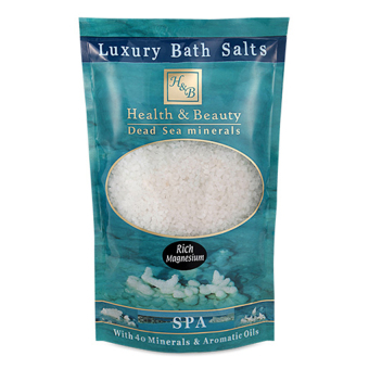 Harga H&B Dead Sea Minerals Luxury Bath Salts (White) 500gr.