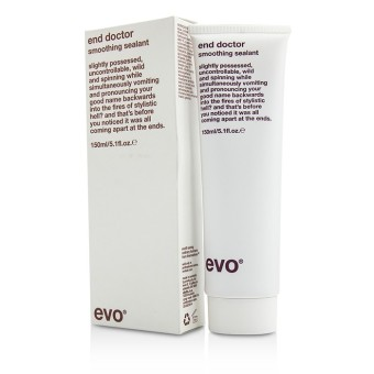 Harga Evo End Doctor Smoothing Sealant (For All Hair Types, Especially Curly, Wavy Hair) 150ml/5.1oz