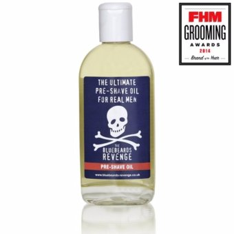Harga THE BLUEBEARDS REVENGE PRE SHAVE OIL 125ML