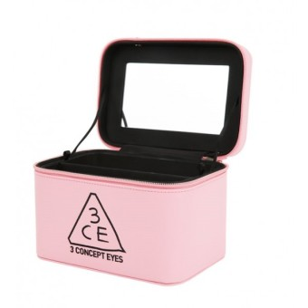 Harga 3CE Pink Rumour Mini Makeup Box