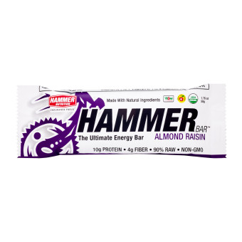 Harga Hammer Energy Bar 12 Pack Almond Raisin With Free Gift