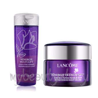 Lancome Renergie Lotion 50ml + Renergie French Lift 15g