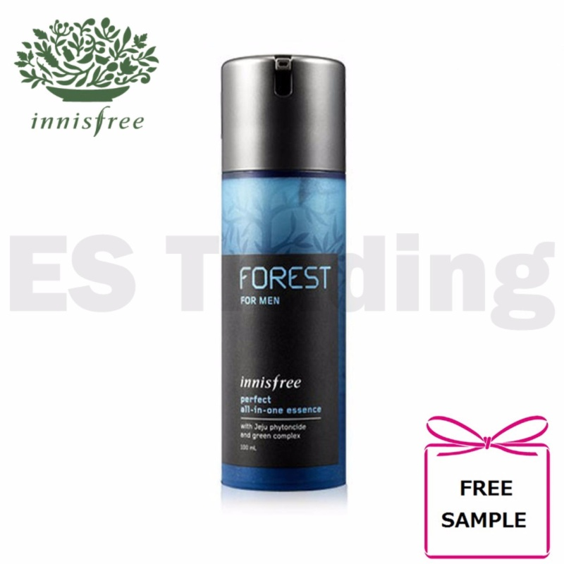 Buy Innisfree FOREST FOR MEN Perfect All In One Essence (For Men) - intl Singapore