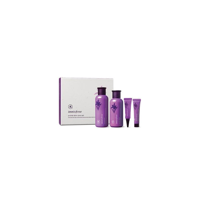Buy Innisfree Orchid Skin Care Set Singapore