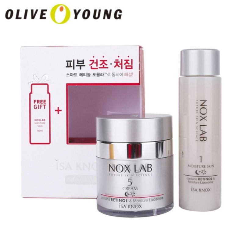 Buy ISAKNOX Nox Lab Skin&Lotion Set - intl Singapore