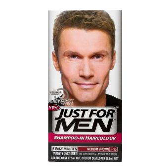 Harga Just For Men Shampoo-In Hair Color - Medium Brown