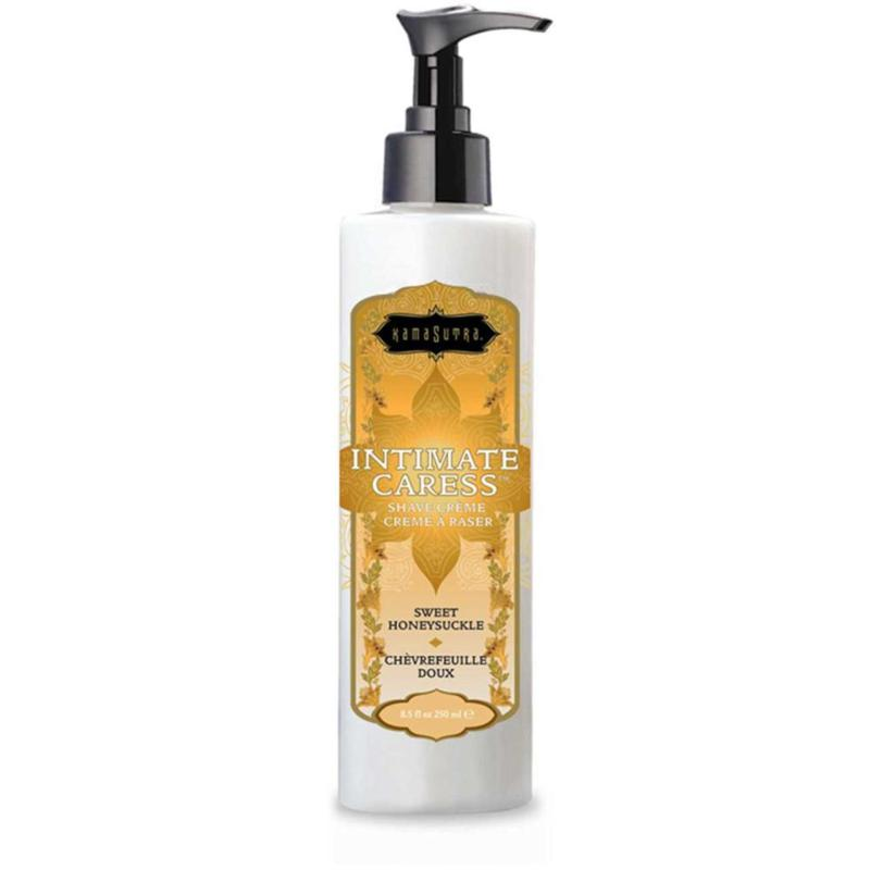 Buy Kama Sutra Intimate Caress Shave Cream - Honeysuckle 8.5oz Singapore