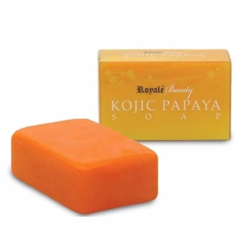 Buy Kojic Papaya Soap (Anti-Pimples Soap) Singapore