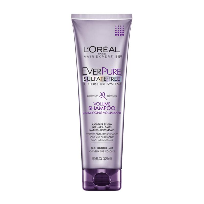 Buy L'Oreal Paris Everpure Volume Shampoo (250ml) Singapore