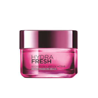 L'oreal Paris Hydrafresh Night Mask-In Jelly 50ml