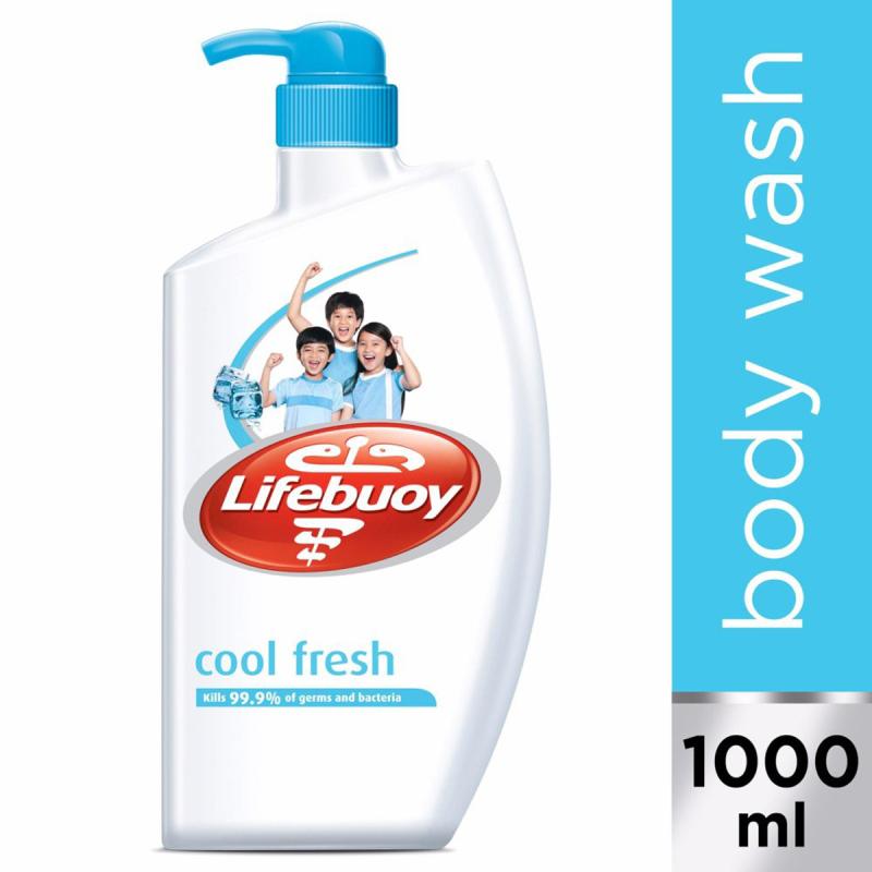 Buy Lifebuoy Total 10 Anti-bacterial Body Wash 1L Singapore