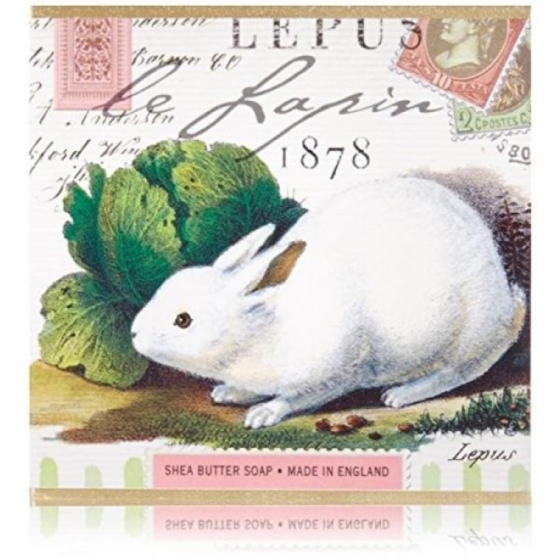 Buy Michel Design Works Bunny Little Shea Butter Soap, 3.5 Ounce (Pack of 2) - intl Singapore