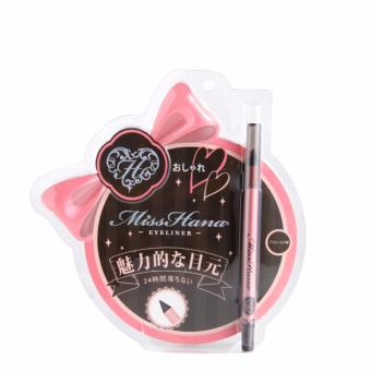 Harga Miss Hana Eyeliner #Choco Brown 1.3g