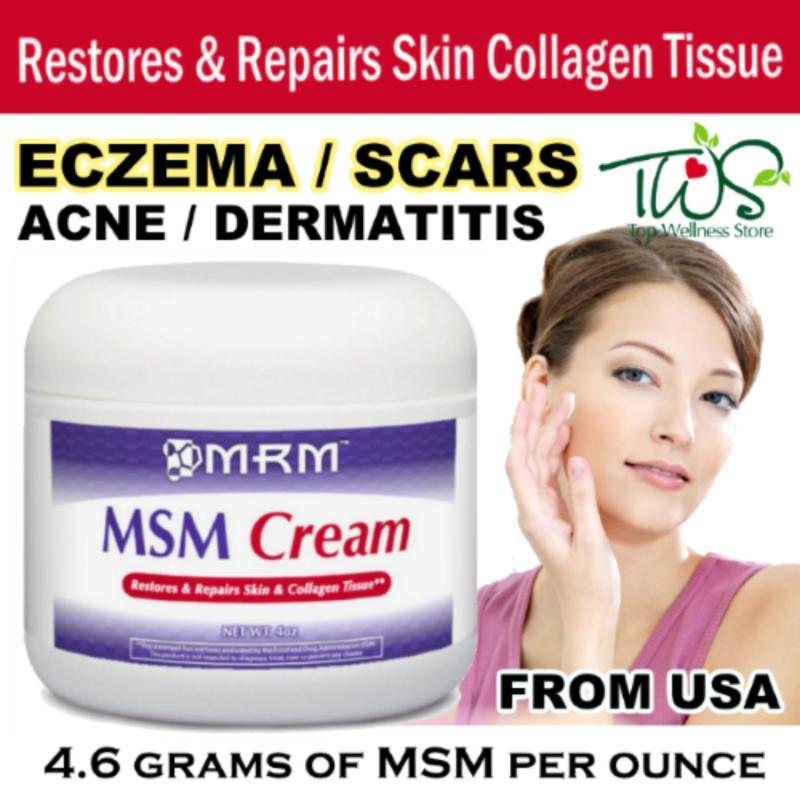 Buy MRM, MSM Tropical Cream 4oz Singapore