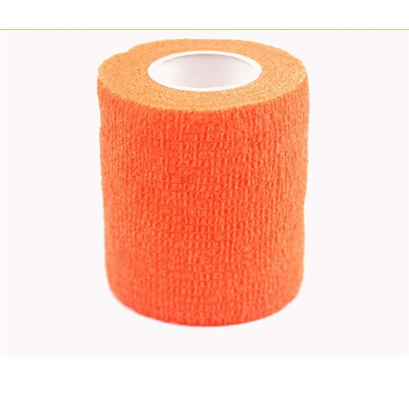 Buy Muscles Care Physio Therapeutic Tape Roll 4.5m * 5cm Orange - intl Singapore