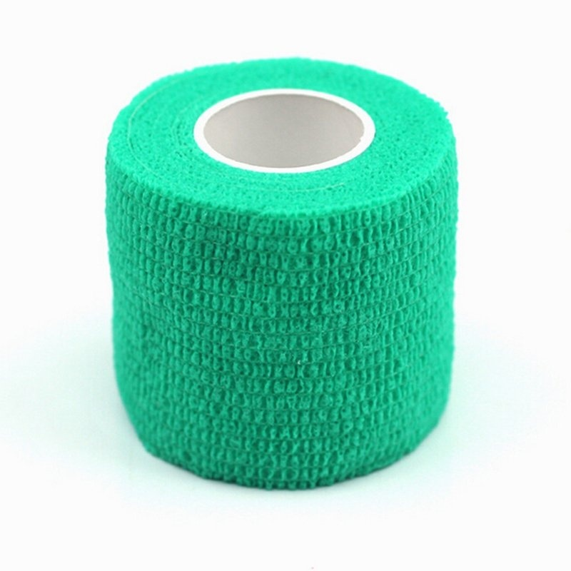 Buy Muscles Care Physio Therapeutic Tape Roll 4.5m x 5cm Green - intl Singapore