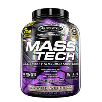 MuscleTech Performance Series MassTech (7lbs) - Cookies & Cream