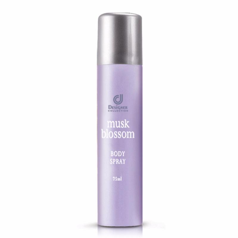 Buy Musk Blossom Body Spray 75ml (2 cans) Singapore