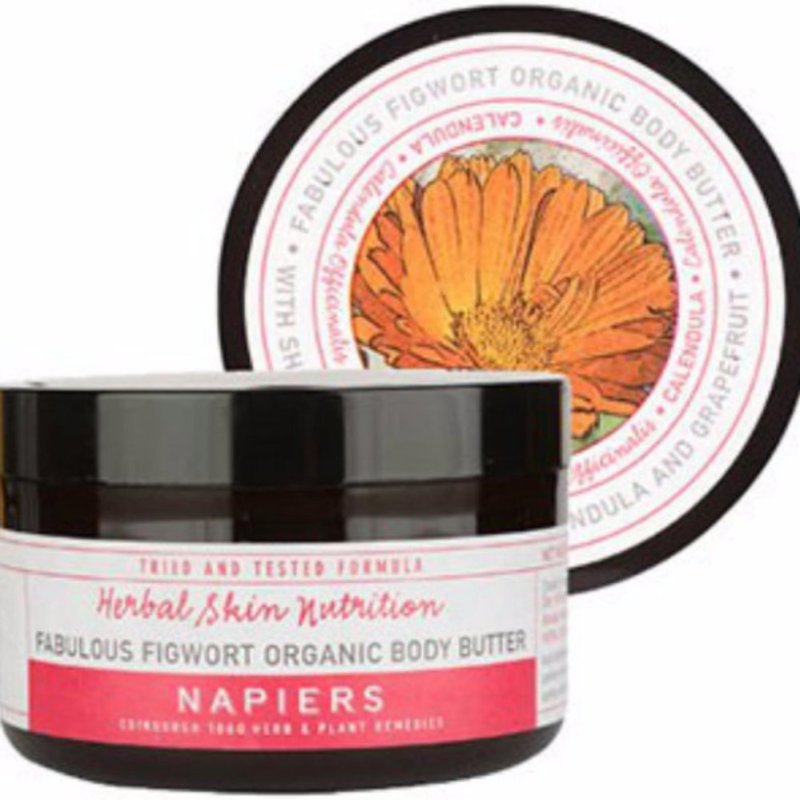 Buy Napiers Fabulous Organic Body Butter 175g Singapore
