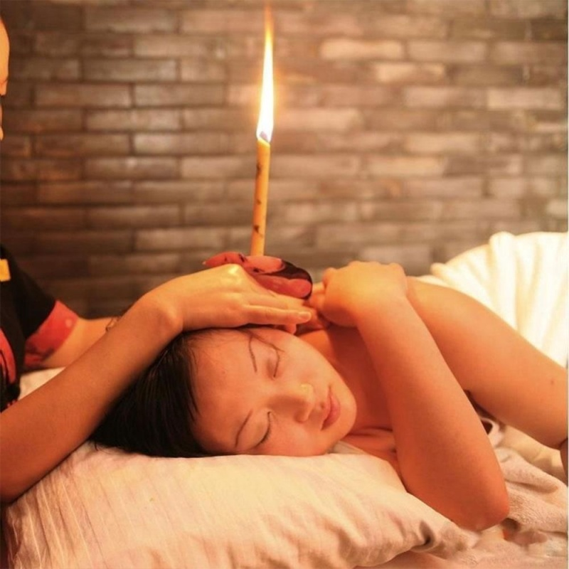 Buy Natural Yoga fragrance Straight Candle light - intl Singapore