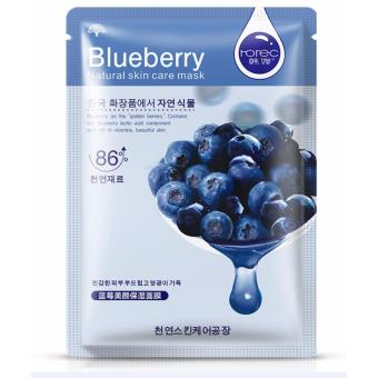 Nature Face Masks for All Skin - Type 2 Blueberry