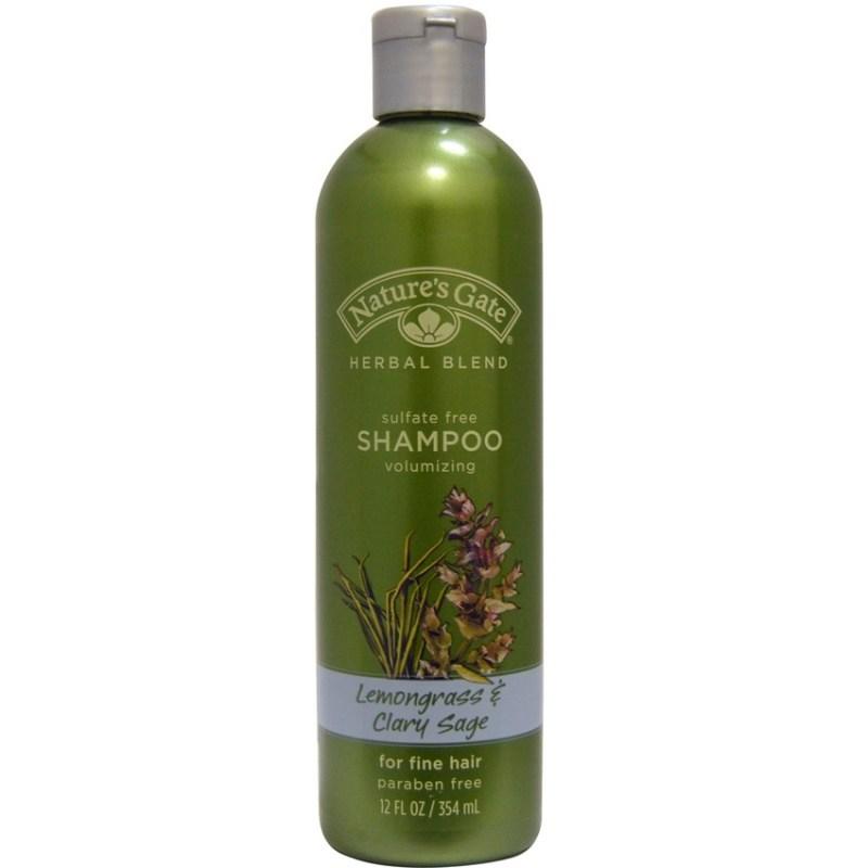 Buy Natures Gate Lemon Grass and Clary Sage Shampoo 354ml Singapore