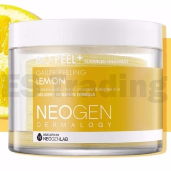 NEOGEN Bio-Peel Gauze Peeling All Skin Types 30 count - Lemon -intl