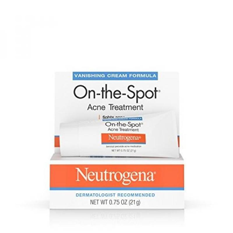 Buy Neutrogena On-The-Spot Acne Treatment With Benzoyl Peroxide, 0.75 Oz. Singapore