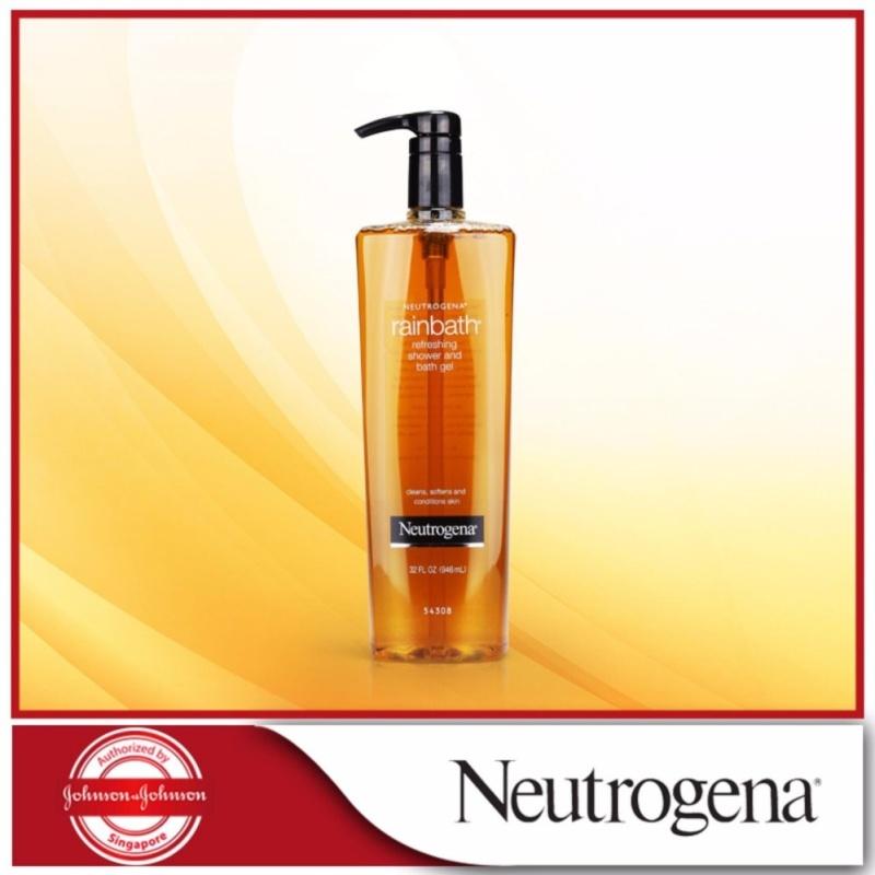 Buy Neutrogena Rainbath Replenishing Ocean Mist Shower and Bath Gel 473ml Singapore