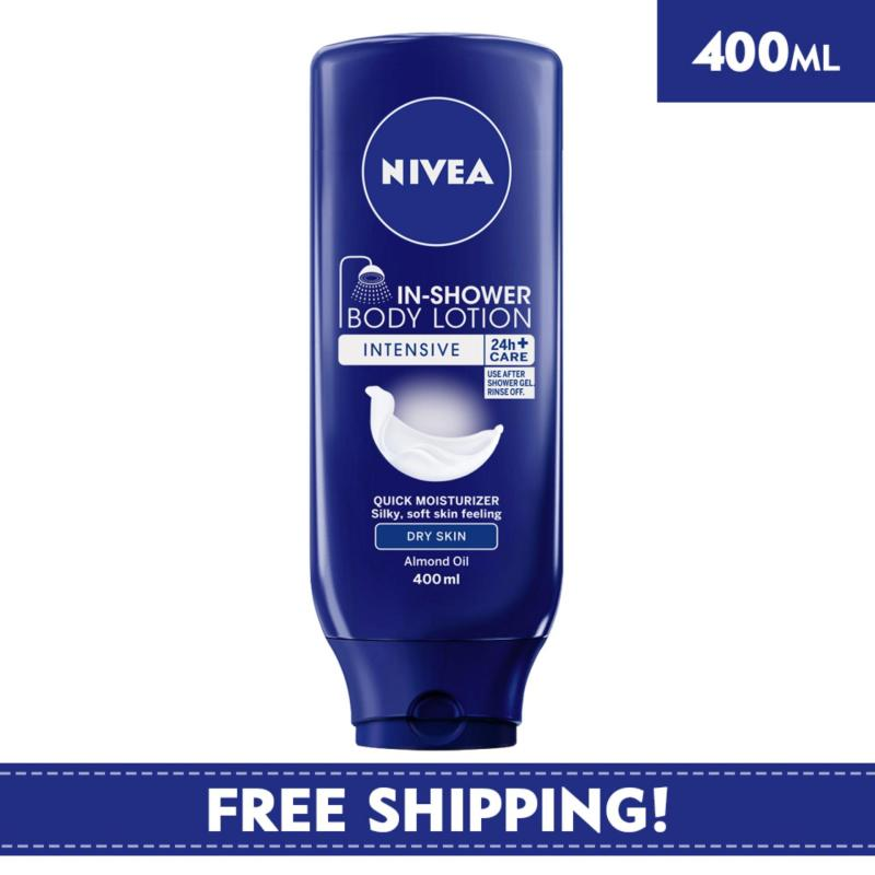 Buy Nivea Body Care Unisex Lotion In Shower Intensive 400ml Singapore