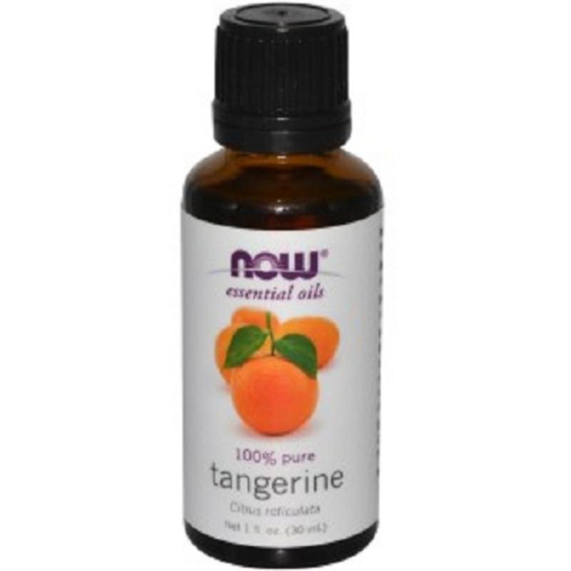 Buy Now Foods, Essential Oils, Tangerine, 1 fl oz (30 ml) Singapore