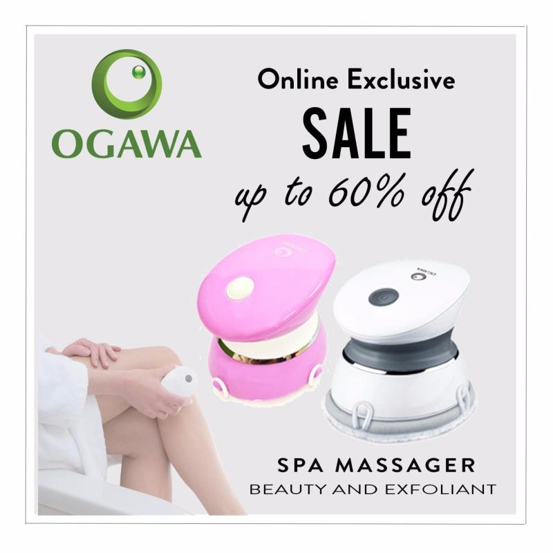 Buy OGAWA Spa Massager - Beauty and Exfoliant for Body and Face Singapore