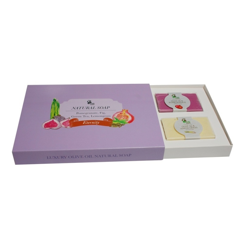 Buy Olivecare Olive Oil Natural Soap Eternity Gift Set Singapore