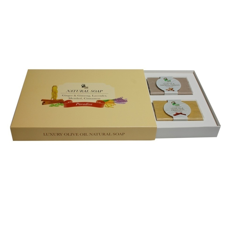 Buy Olivecare Olive Oil Natural Soap Paradise Gift Set Singapore