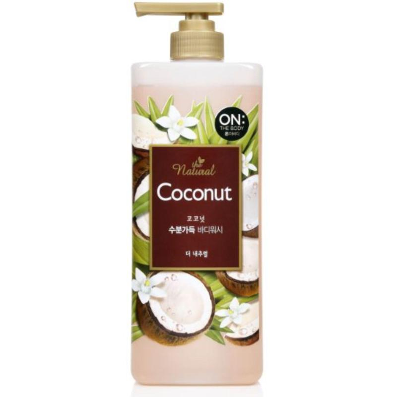 Buy On The Body Natural Superfood Coconut Body Wash 500ml Singapore