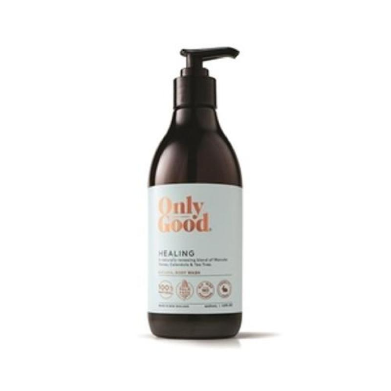 Buy Only Good Healing Natural Body Wash 445ml Singapore