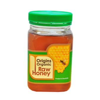 Origins Organic 100% Made in Australia Raw Honey 500g