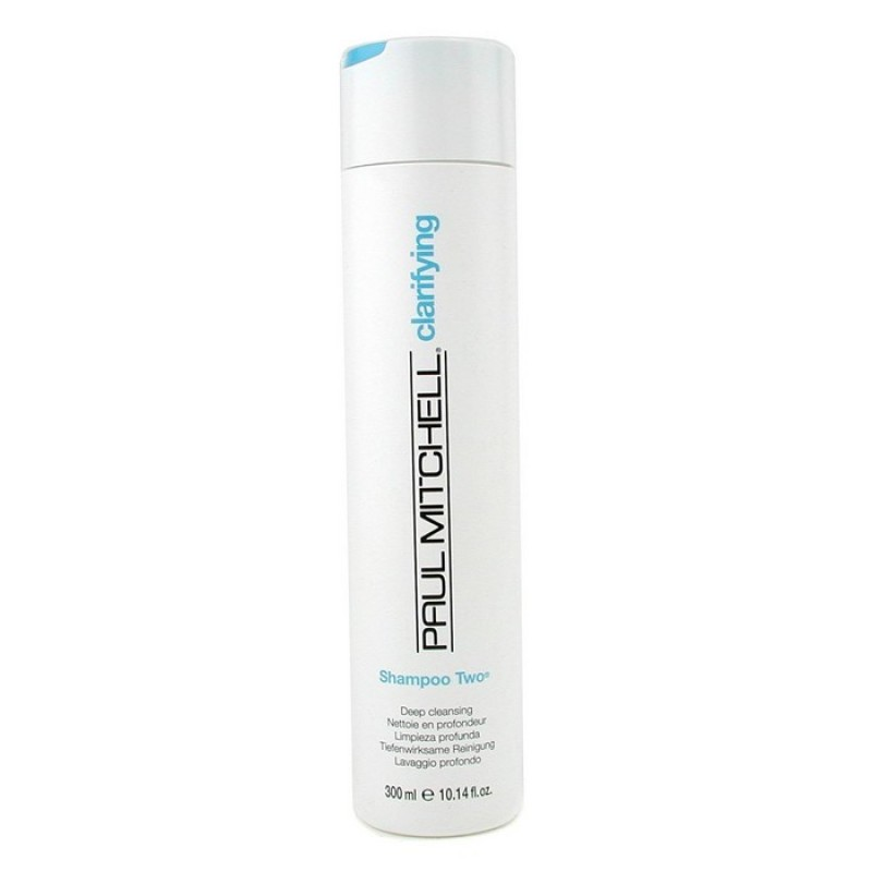 Buy Paul Mitchell Clarifying Shampoo Two (Deep Cleaning) 300ml/10.14oz Singapore