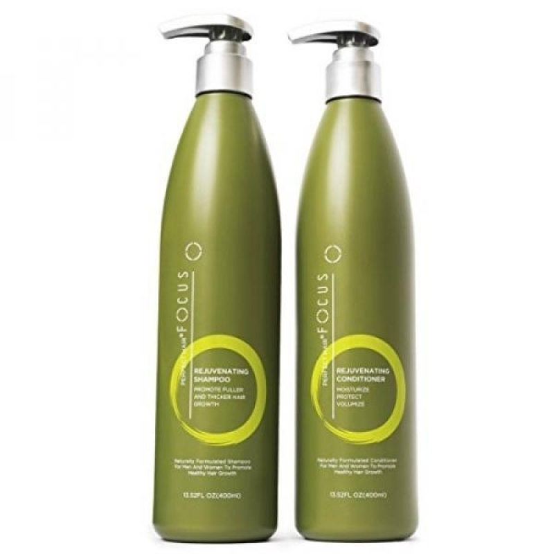 Buy Perfect Hair Natural Shampoo and Conditioner - Infused with Jojoba, Coconut and Argan Oil to Promote Hair Growth – Sulfate and Paraben Free - Includes Pump (13.5 oz Combo) (1 Pack) - intl Singapore