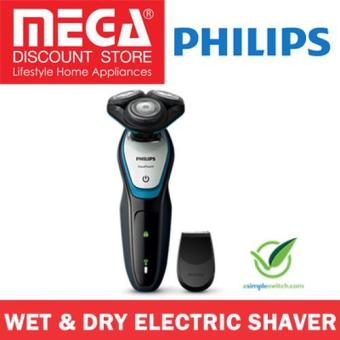 Philips Aquatouch Wet And Dry Electric Shaver S5070/04