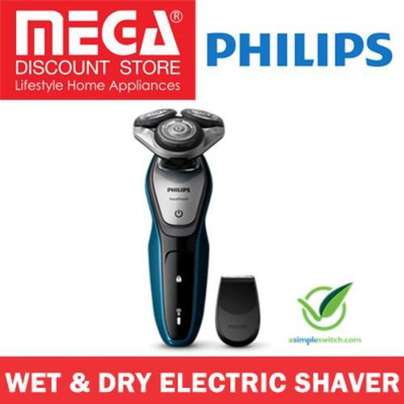 Buy Philips Aquatouch Wet And Dry Electric Shaver S5420/04 Singapore