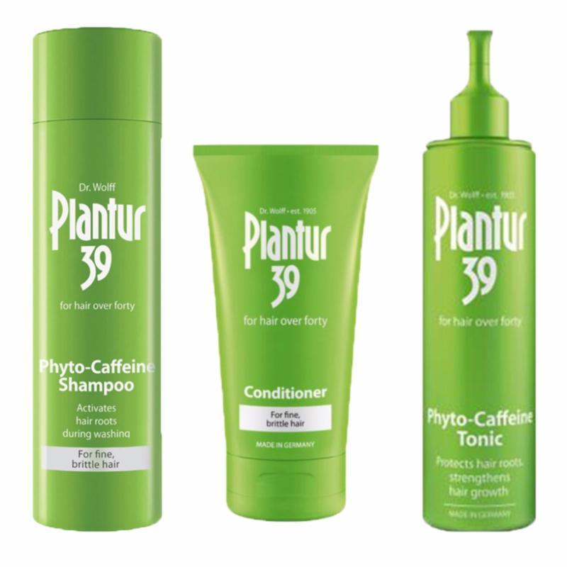 Buy Plantur 39 Set (Phyto-Caffeine Shampoo + Conditioner + Phyto-Caffeine Tonic) Singapore