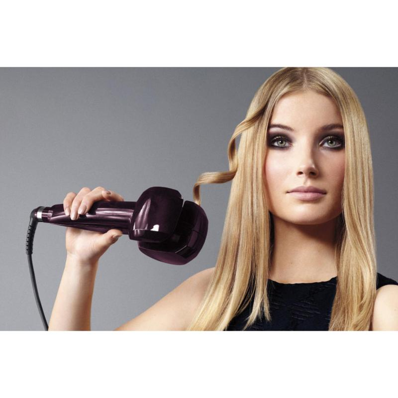 Buy Professional Automatic Hair Curler (Pink) Singapore
