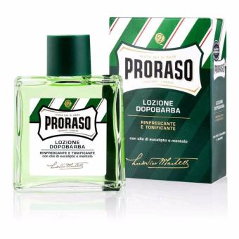 Harga Proraso Liquid Cream After Shave 100ml - Menthol and Eucalyptus